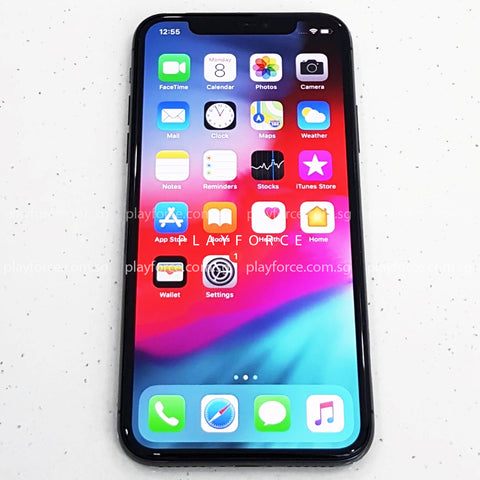iPhone X (256GB, Space Grey)