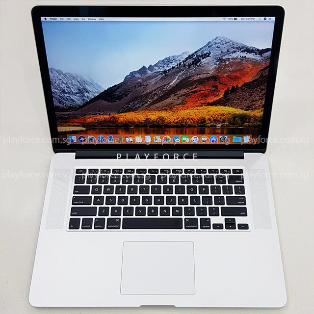 MacBook Pro 2012 (15-inch, i7 8GB 512GB)