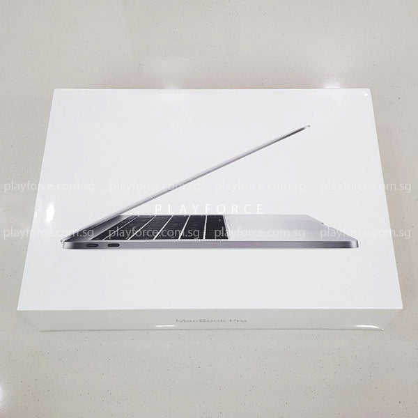 MacBook Pro 2017 (13-inch, 256GB, Silver)(Brand New)