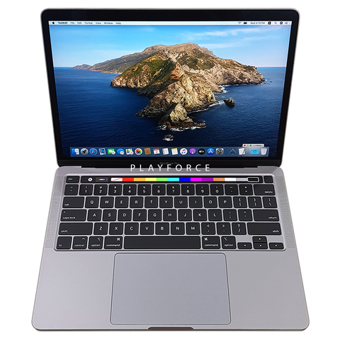 MacBook Pro 2020 (13-inch, 256GB, 2 Ports, Space)(AppleCare+)