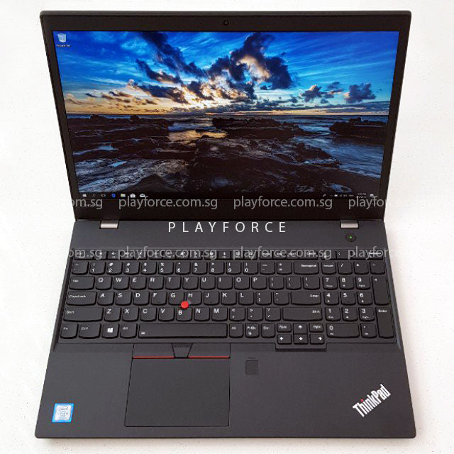 ThinkPad T570 (i5-7300u, 256GB SSD, 15-inch)