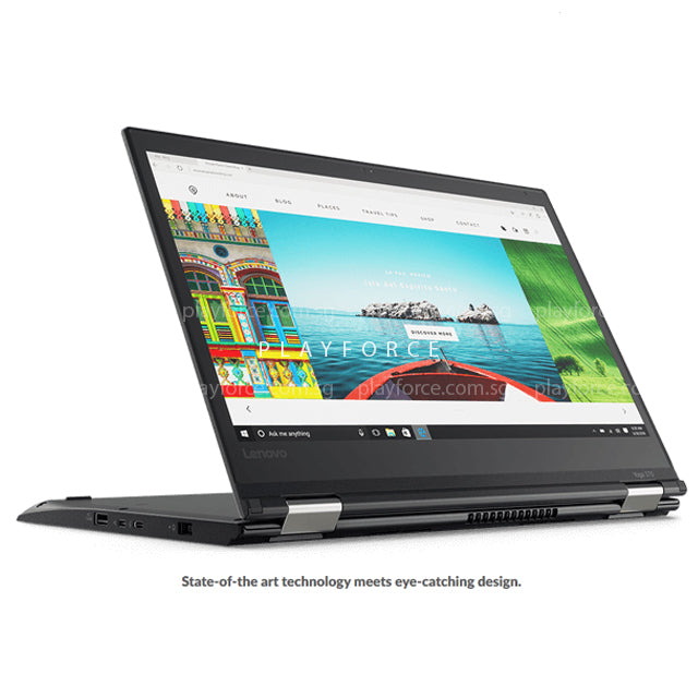 ThinkPad Yoga 370, i7-7500, 256GB, LTE-A, 13-inch Touch Display