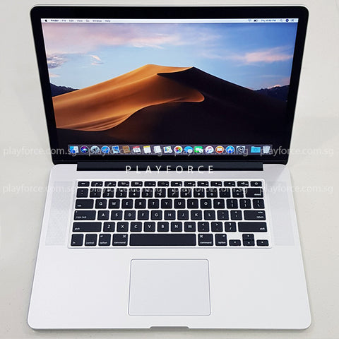 MacBook Pro 2015 (15-inch, i7 16GB 512GB)