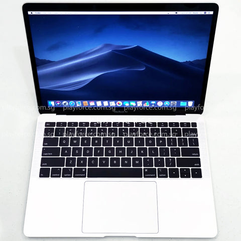 Macbook Air 2018 (13-inch, 128GB, Silver)