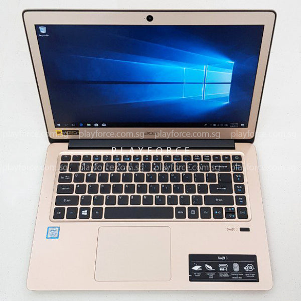 Acer Swift 3 (i7-7500U, 256GB SSD, 14-inch)