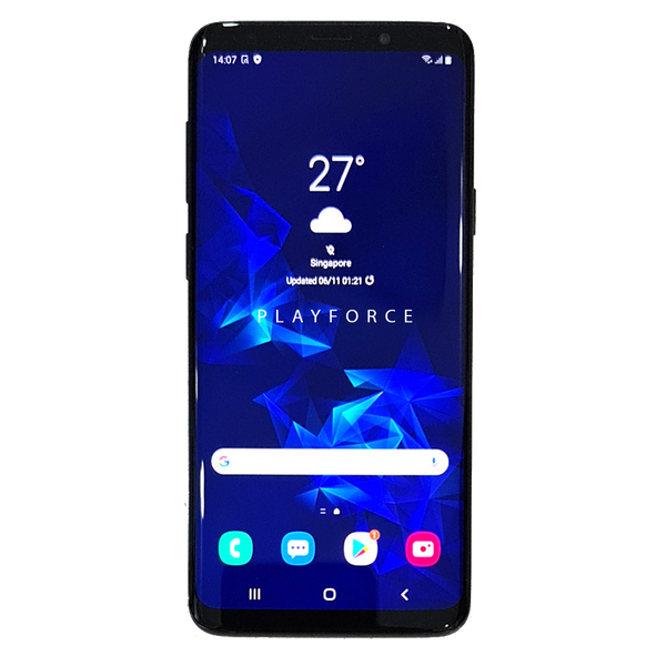 S9 Plus 256GB Midnight Black