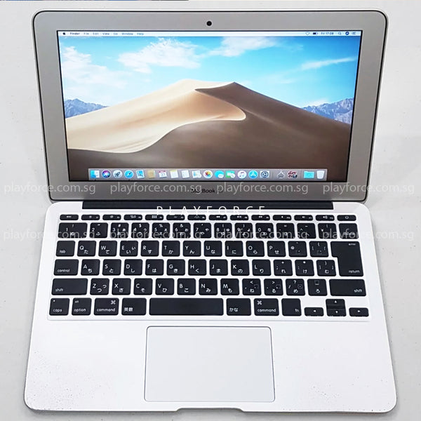 Macbook Air 2013 (11-inch, i5 4GB 128GB)(Japan)