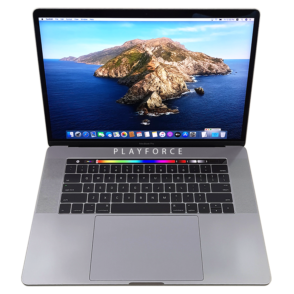 MacBook Pro 2016 (15-inch, Radeon Pro 455, 512GB, Space)