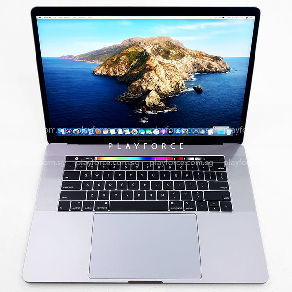 Macbook Pro 2017 (15-inch Touch Bar, i7 16GB 256GB, Space)