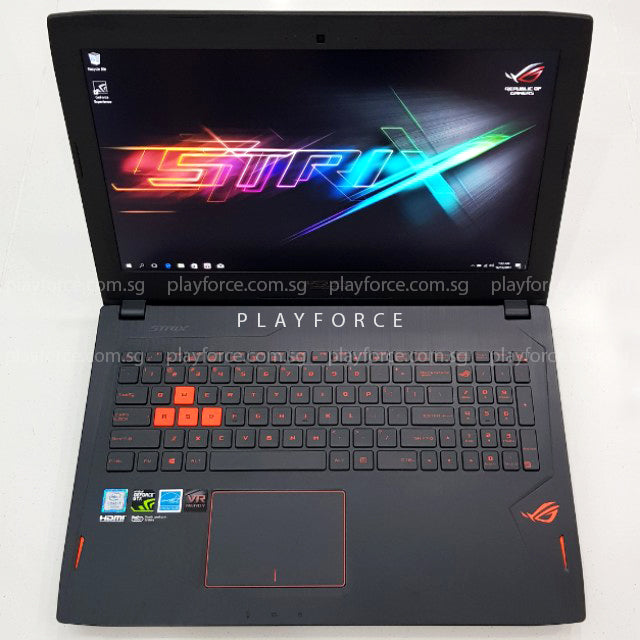 ROG Strix GL502VS (i7-7700HQ, GTX 1070, 1TB+128GB SSD, 15-inch)