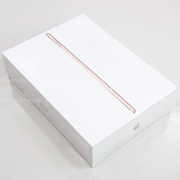 iPad 6th Gen (32GB, Cellular, Gold)(Brand New)