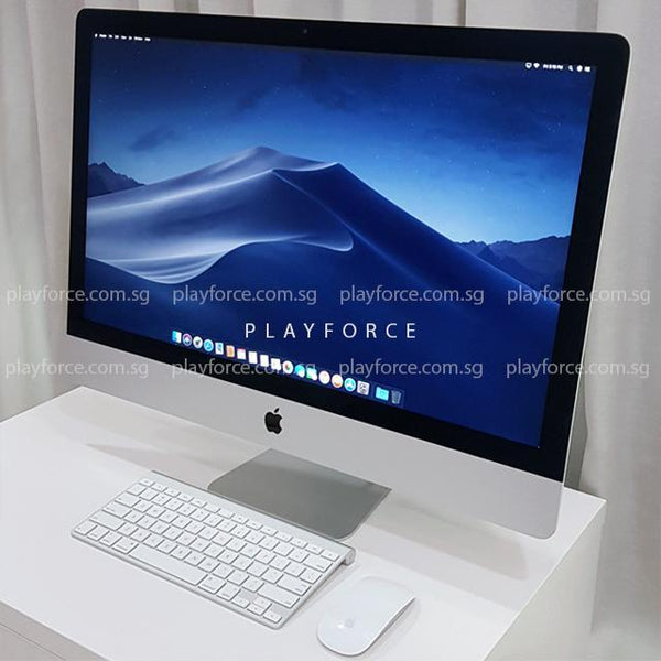 iMac Late 2015 (27-inch 5K Retina, i5 8GB 1TB)(Discounted)