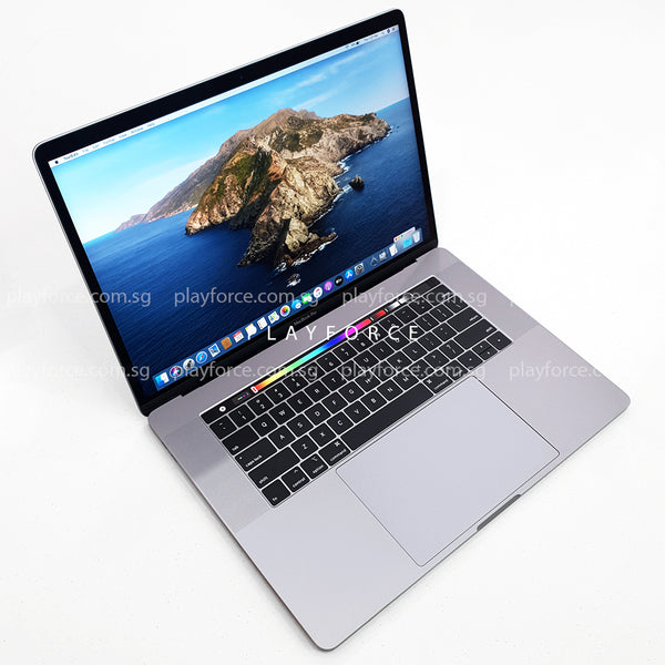 Macbook Pro 2018 (15-inch, Vega 20, i9 32GB 512GB, Space)(Apple Care)