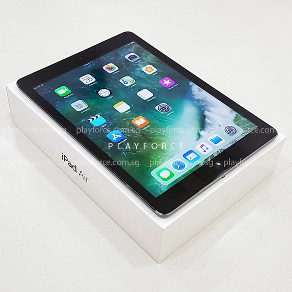 iPad Air 1 (64GB, Cellular, Space Grey)