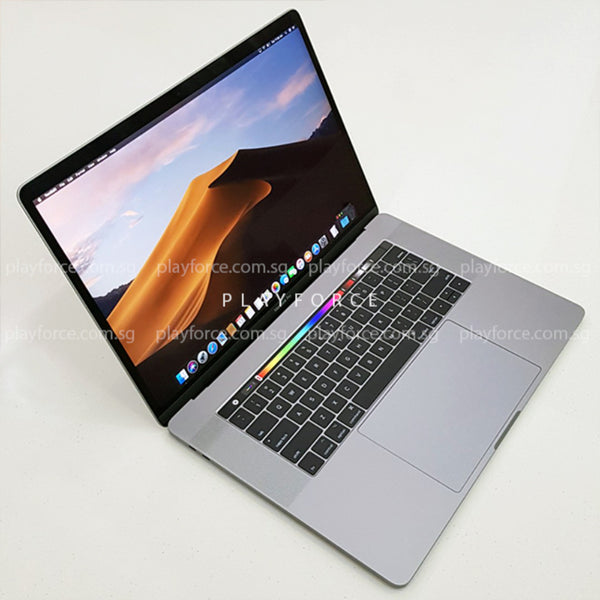 Macbook Pro 2017 (15-inch Touch Bar, 256GB, Space)