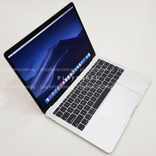 MacBook Pro 2017 (13-inch, 256GB, Silver)
