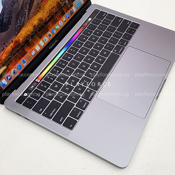 MacBook Pro 2016 (13-inch Touch Bar, 512GB, Space)
