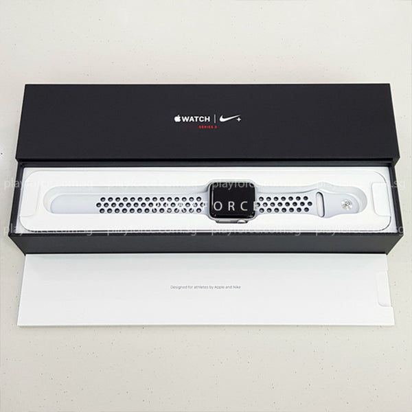 Watch Nike+ (Series 3, 42mm, GPS+Cellular)