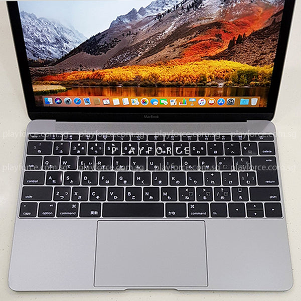 MacBook 2016 (12-inch, 256GB, Space)(Japan)
