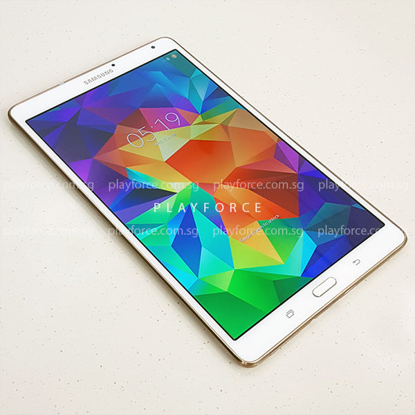 Tab S 8.4 (16GB, WiFi, White)