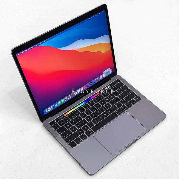 MacBook Pro 2019 (13-inch, 256GB, 4 Ports, Space)(AppleCare+)