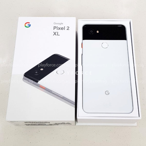 Pixel 2 XL 64GB Black & White