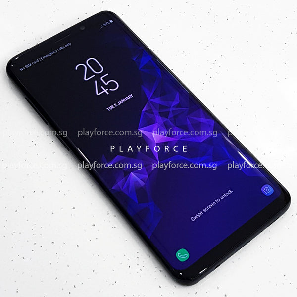 S9 Plus (256GB, Midnight Black)