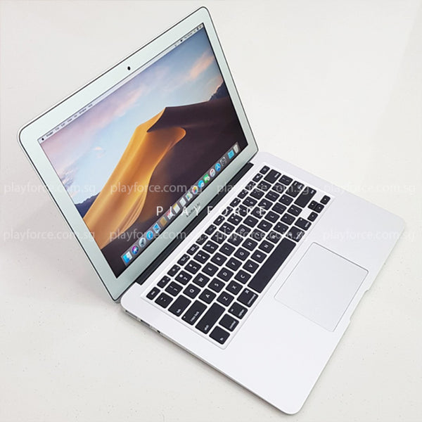 Macbook Air 2017 (13-inch, 8GB 128GB)(Apple Care)