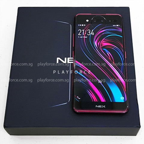 Vivo Nex Dual Display (128GB, Purple)