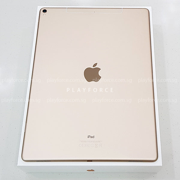 iPad Pro 12.9 Gen 2 (64GB, WiFi, Gold)