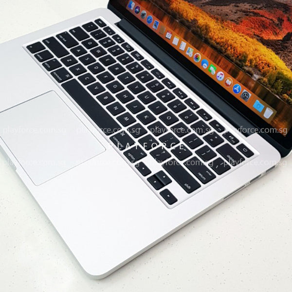Macbook Pro 2013 (13-inch, 16GB 256GB)(Upgraded)