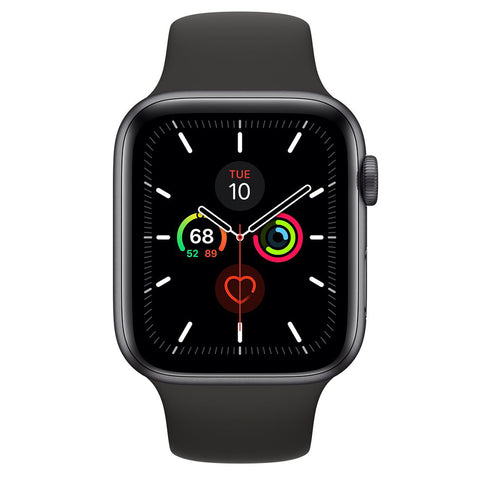 Apple Watch Series 5 44mm (GPS, Space Grey)(New)