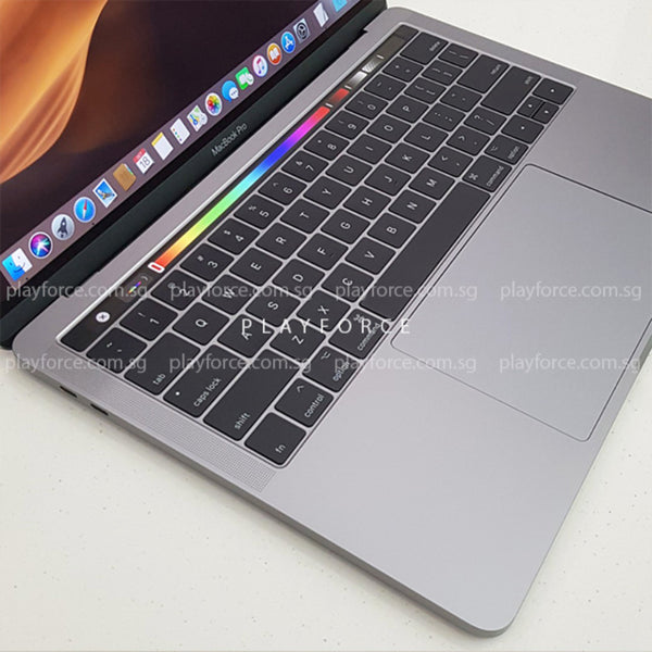 MacBook Pro 2017 (13-inch Touch Bar, 512GB, Space)(Apple Care)