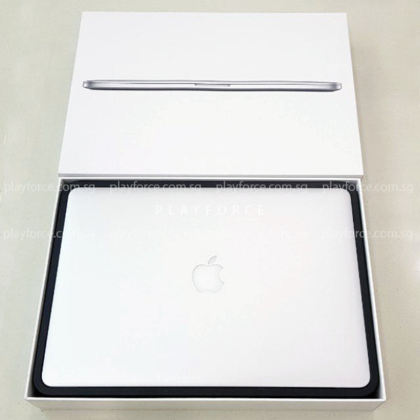 MacBook Pro 2015, 15-inch Retina, i7, 16GB, 256GB SSD