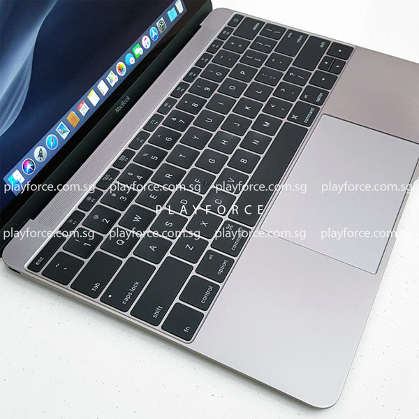 MacBook 2016 (12-inch, 256GB, Space)(Discounted)