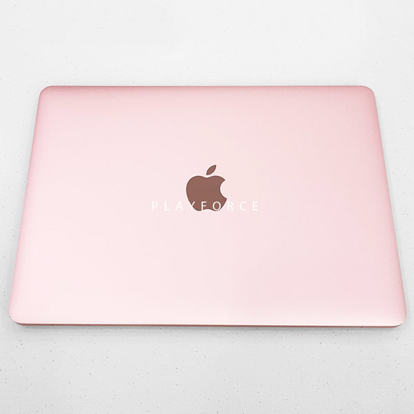 MacBook 2017 (12-inch, 512GB, Rose Gold)