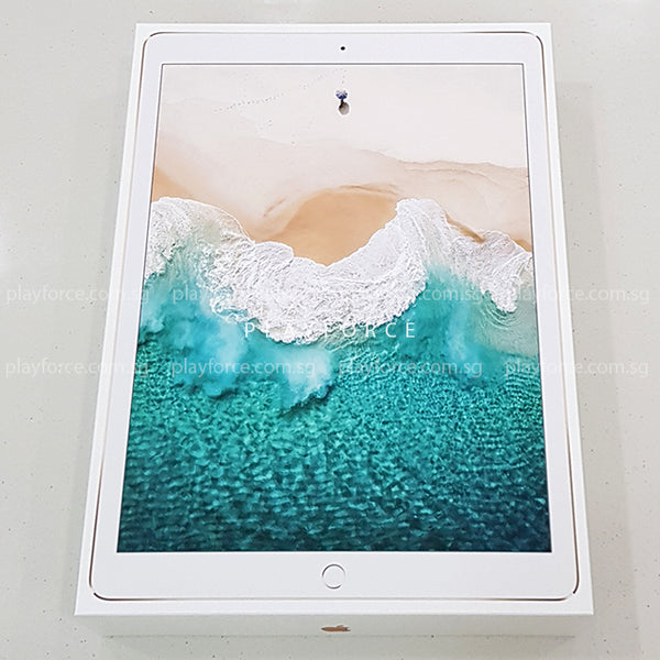 iPad Pro 12.9 Gen 2 (512GB, Cellular, Gold)(Apple Care)