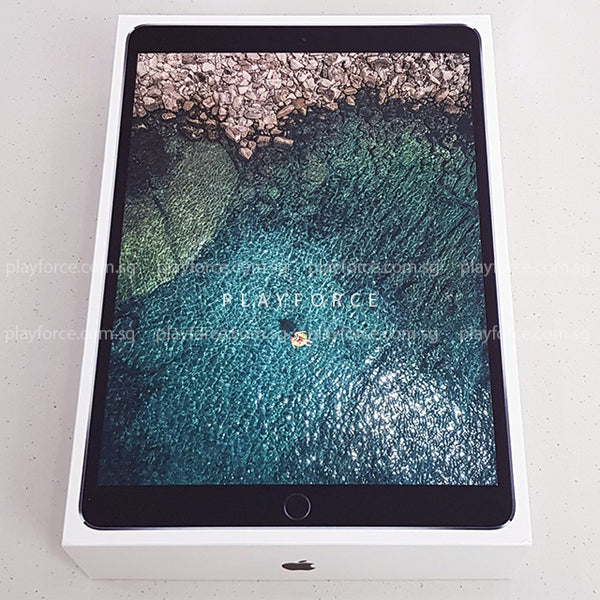 iPad Pro 10.5 Gen 2 (256GB, Cellular, Space Grey)(AppleCare)
