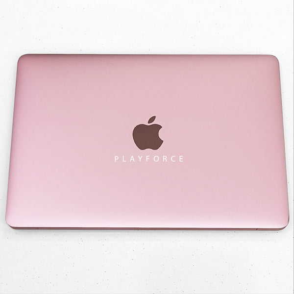 MacBook 2017 (12-inch, 256GB, Pink)