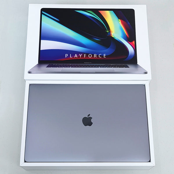 Macbook Pro 2019 (16-inch, RP 5300M, 512GB, Space)(AppleCare+)