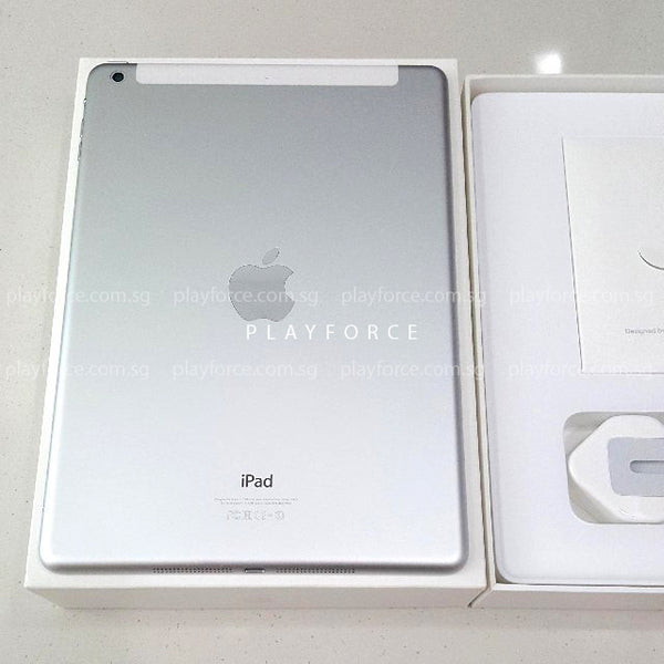 iPad Air 1 128GB Cellular Silver