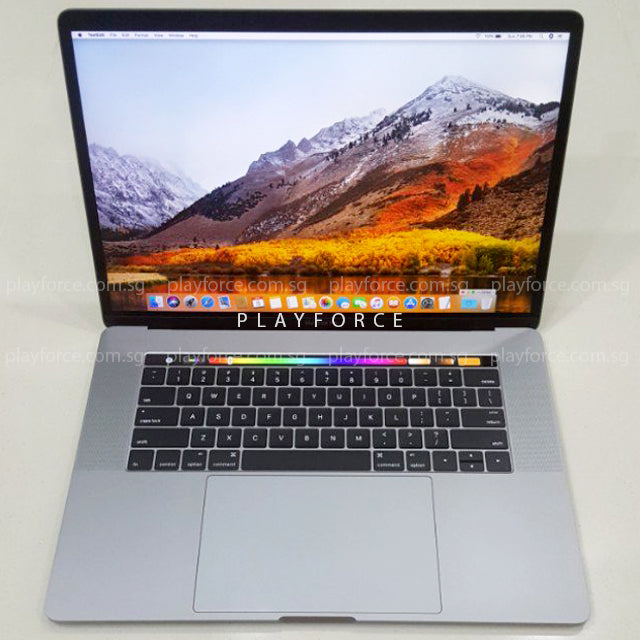 MacBook Pro 2017, 15-inch Touch Bar Touch ID, 256GB