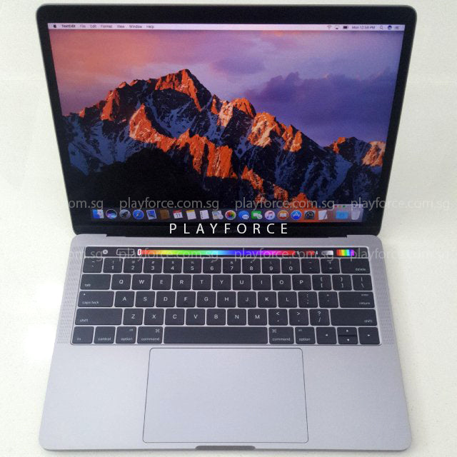 Macbook Pro 2016, 13-inch Touch Bar Touch Display, 256GB