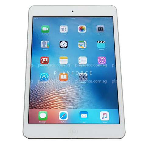 iPad Mini 1 (32GB, Wi-Fi, Silver)