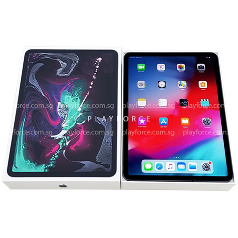 iPad Pro 11 (256GB, Cellular, Space Grey)(AppleCare+)