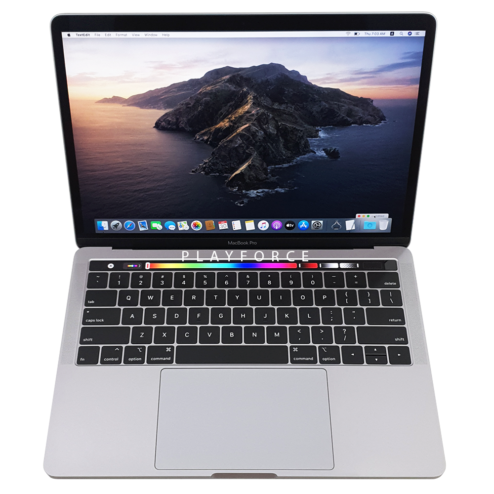 MacBook Pro 2019 (13-inch, i5, 8GB, 256GB, 4 Ports, Space)(AppleCare+)