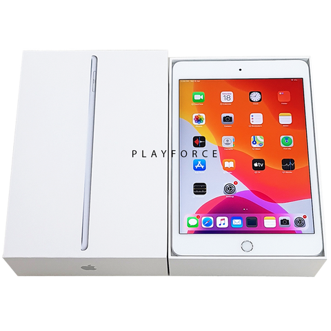 iPad Mini 5 (64GB, Cellular, Silver)