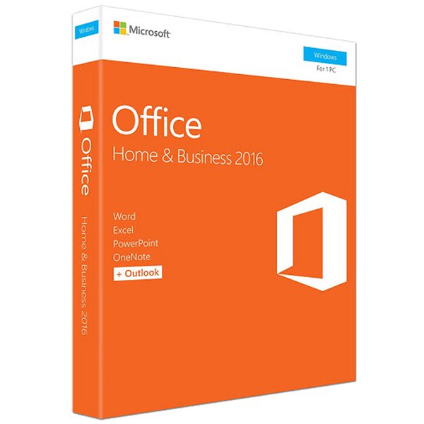 Microsoft Office: Home & Business 2016