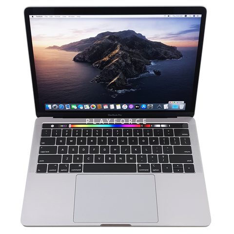Macbook Pro 2019 (13-inch, 256GB, 2 Ports, Space)(AppleCare+)