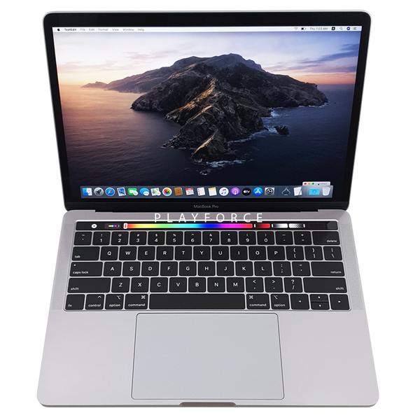 MacBook Pro 2017 (13-inch, i7 16GB 512GB, Space)